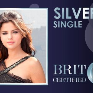 """17 September: """"Who Says"""" certified as Silver in the UK"""