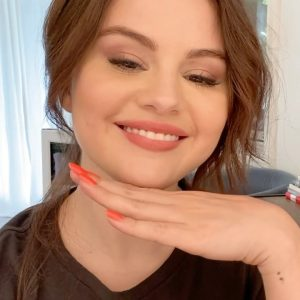 5 October: Selena on Instagram: IT'S HERE! Meet my limited-edition @RareBeauty Rare Impact Lip Soufflé in Kindness